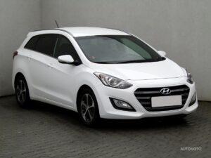 Hyundai i30 kombi, rok 2016