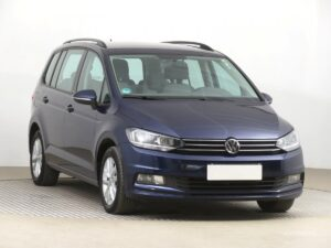 Volkswagen Touran mpv, rok 2016