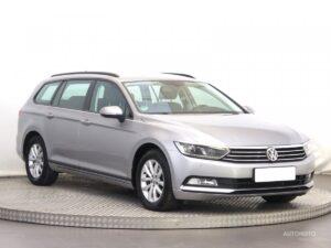 Volkswagen Passat kombi, rok 2017