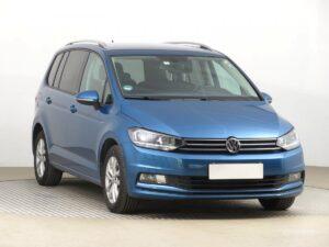 Volkswagen Touran mpv, rok 2017